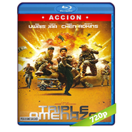 La triple amenaza (2019) BRRip 720p Audio Dual Latino-Ingles