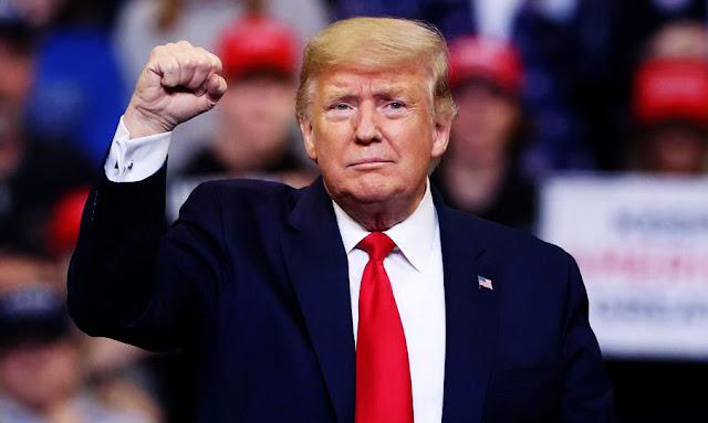 'I concede NOTHING!': Trump backtracks on tweet saying Biden won election
