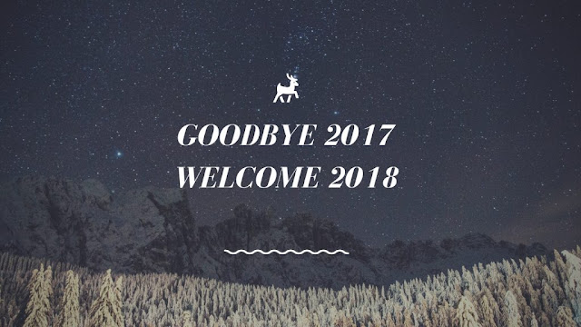 Top Best Message Of { ** GOOD BYE 2017 AND WELCOME 2018 ** }- Image Of NEW YEAR 2018