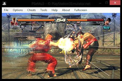 PS3 Emulator For Tekken 4 Game Windows
