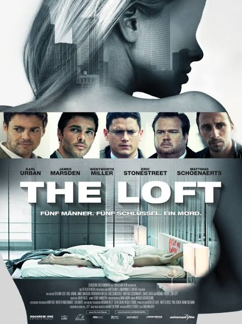 [18+] The Loft  BluRay 720p 480p English ,Erotic Thriller Movie | Download Now
