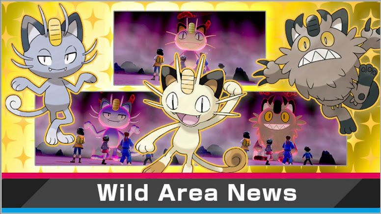 Evento Meowth Max Raid Battles