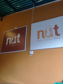 logo nut kopi dan laundry