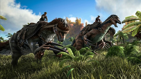 Spesifikasi game Ark Survival Evolved di PC