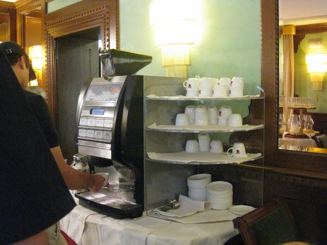 Frühstück in Venedig