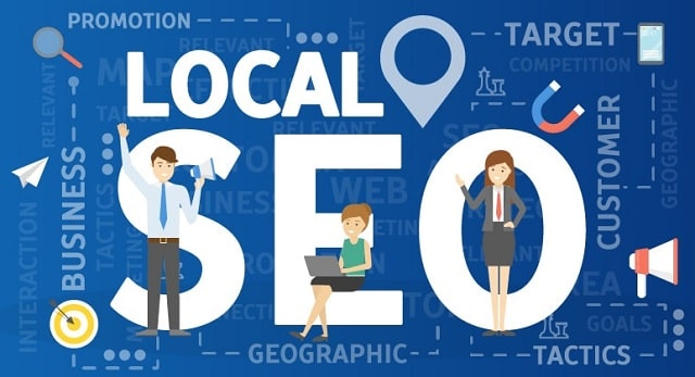 local seo services business benefits google business maps