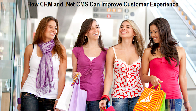 How CRM and .Net CMS Can Improve Customer Experience