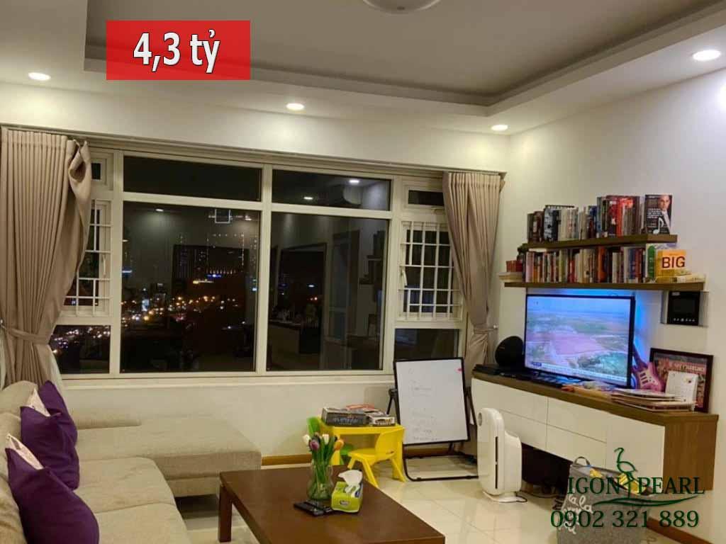 bán căn hộ Saigon Pearl 2 phòng ngủ tòa Sapphire 1 giá rẻ - hình 1