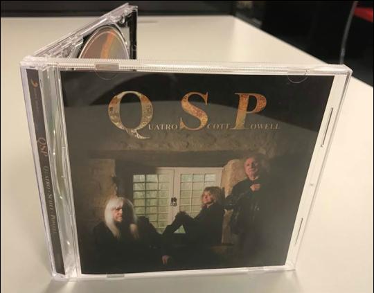 QSP CD