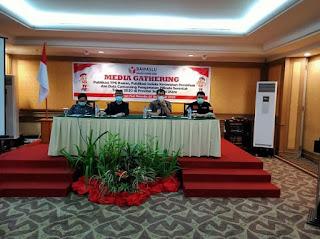 Jeiry Sumampouw dan Ferry Liando bicara Kerawanan di TPS.