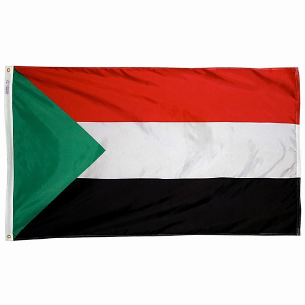Graafix!: Flag Of Sudan