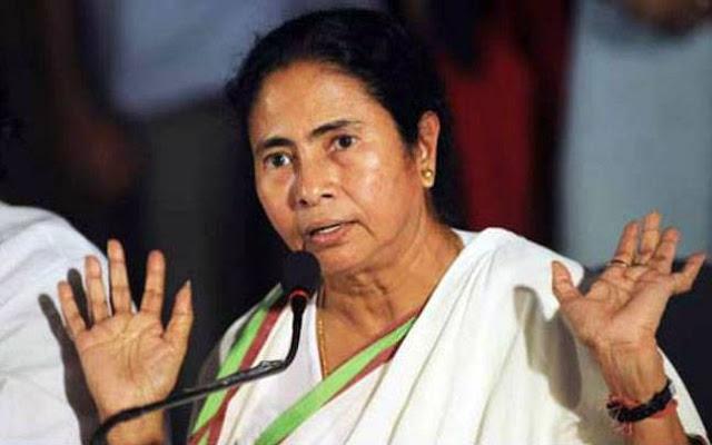 NRC को लेकर भय पैदा करने वाली BJP पर धिक्कार है: ममता - newsonfloor.com