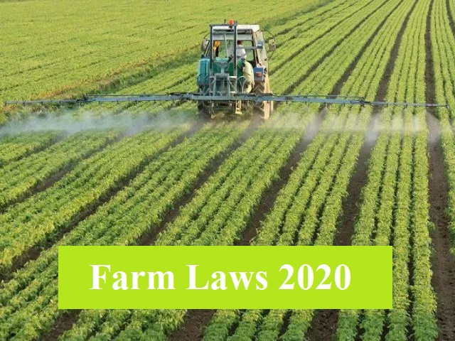 Farmer fear & demands : Indian Farm Reforms 2020 - Atharva Ahire