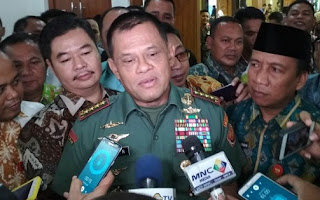 Ditolak Masuk AS, Anggota DPR : Ini Bentuk Pelecehan Terhadap Panglima TNI