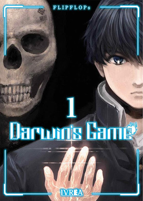 Manga: Review de Darwin's Game Vol.1 de FLIPFLOP's - Editorial Ivrea