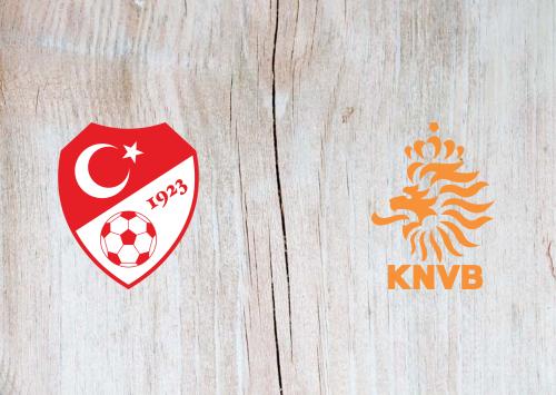 Turkey vs Netherlands -Highlights 24 March 2021