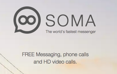 Soma Messenger Features