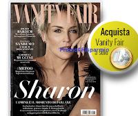 Logo Vanity Fair: acquistalo in edicola da venerdì a solo 1€