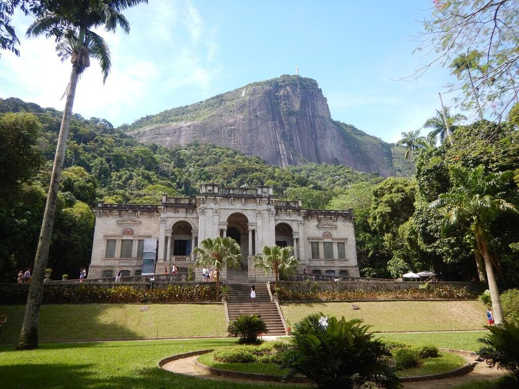 Parque Lage no Rio de Janeiro