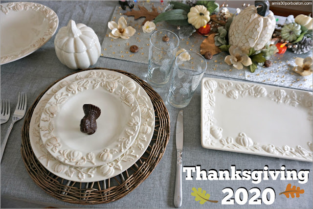 Cena de Acción de Gracias 2020