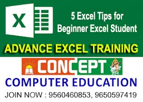 5 Excel Tips for Beginner Excel Students