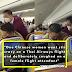 (Video) Penumpang China Sengaja Batuk Ke Arah Pramugari, Terus Kena Headlock Dengan Pramugara!
