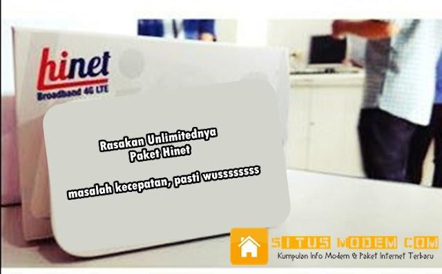 Wow Hinet Tawarkan Paket Unlimited Per Bulan Cukup Bayar Rp 439 ribu