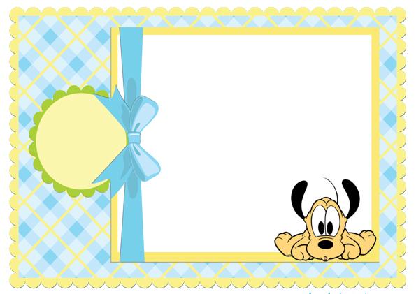 invitaciones mickey shower baby bebe cumple de La bebés!!! Mamy: Invitaciones Shower Baby Super y