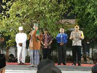 Kapolsek Cakung Lakukan Apel Persiapan Pelantikan Presiden Bersama Tiga Pilar Serta Tokoh Agama dan Ormas