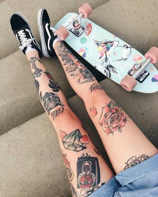 Tatuajes femeninos tumblr