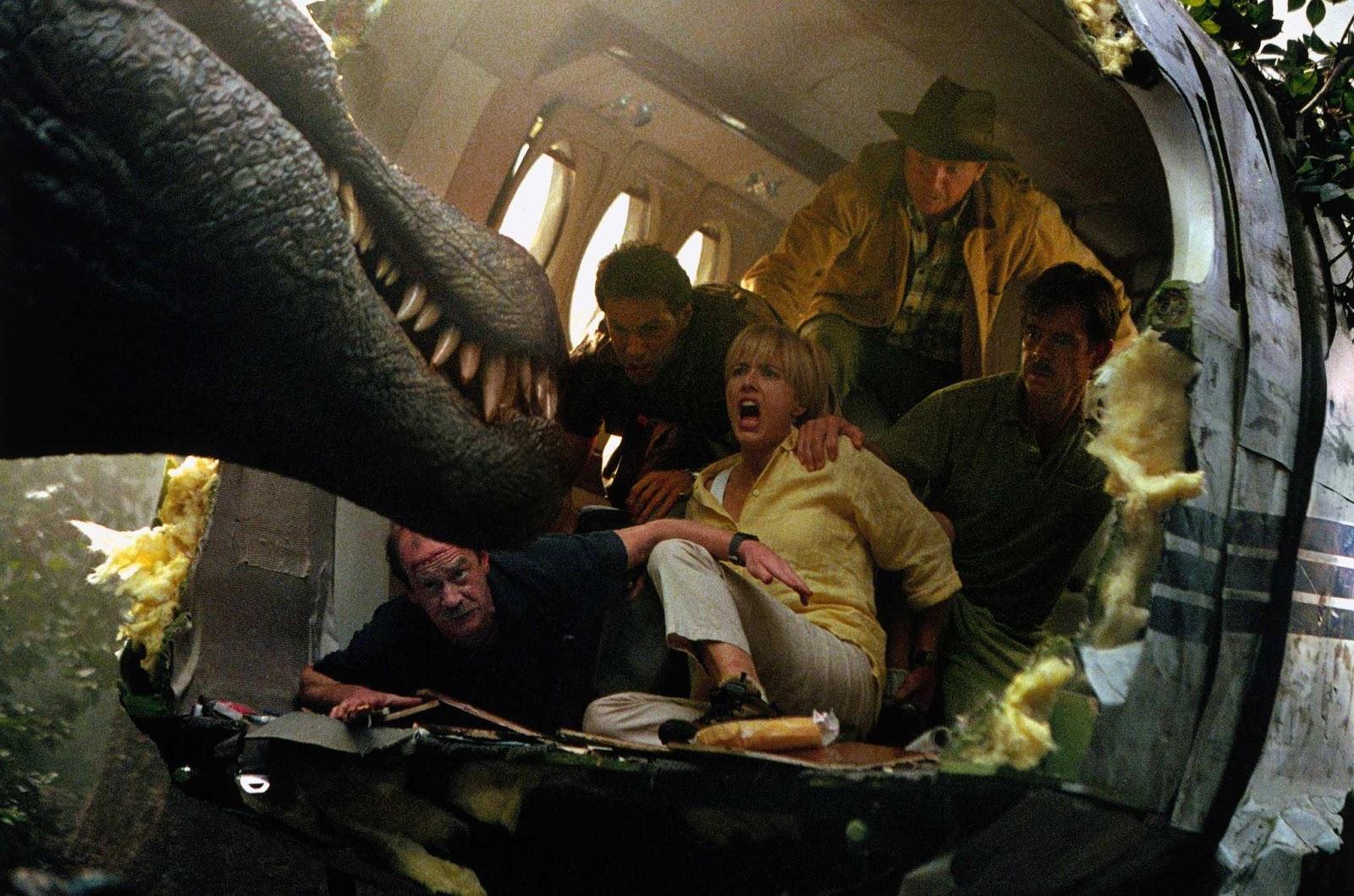 F This Movie!: The Purge #2: Jurassic Park III vs ...