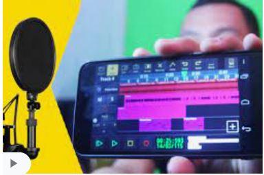 aplikasi perekam suara untuk menyanyi