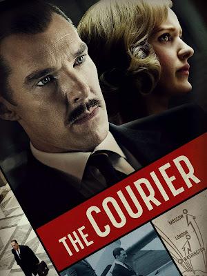 The Courier (2020) English 720p HDRip ESub x265 HEVC 560Mb