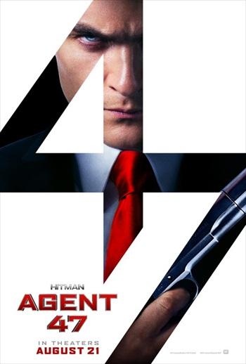 Hitman Agent 47 2015 DVDRip Download