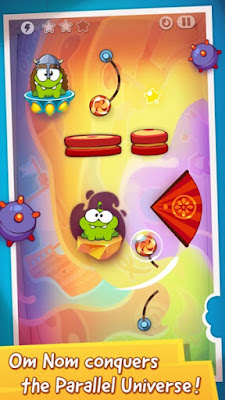 Cut the Rope Mod Versi 1.5.2 Apk Terbaru