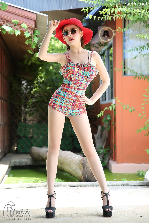 Image Thailand Model - Panicha Vichaidit - Red Girl Sexy - TruePic.net - Picture-2