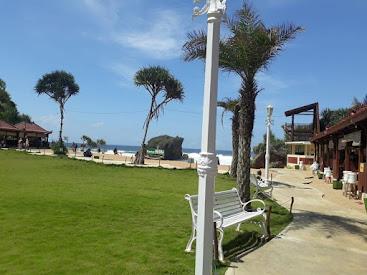 Pantai Ngrawe, Pantai Instragamable di Gunungkidul