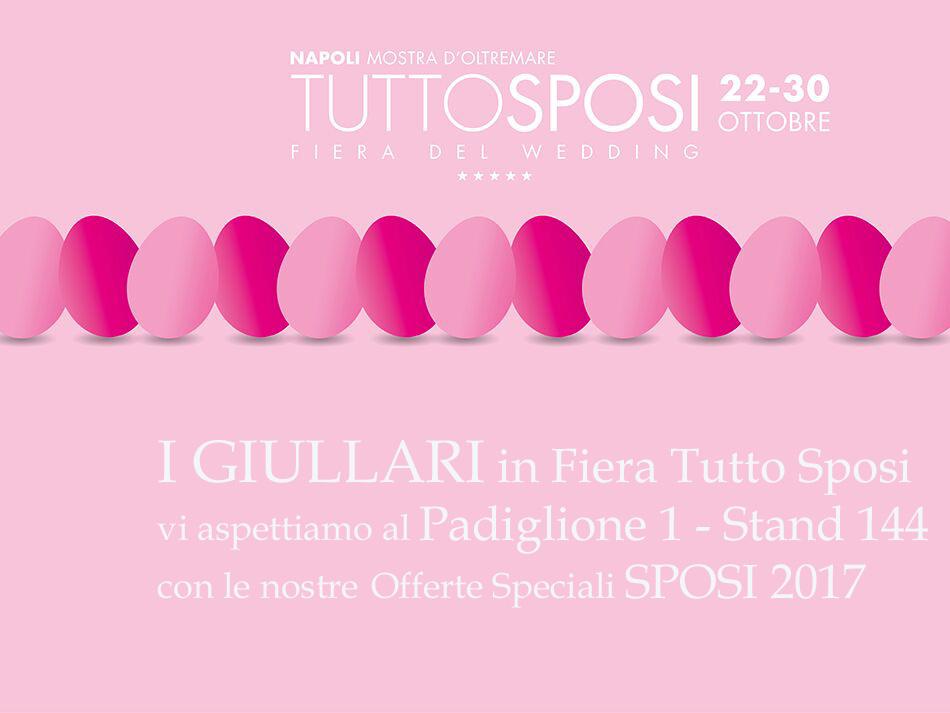 36a5cd9d866d Ricordiamo infine che la Fiera Tutto Sposi è il salone italiano dedicato a  360° gradi agli sposi