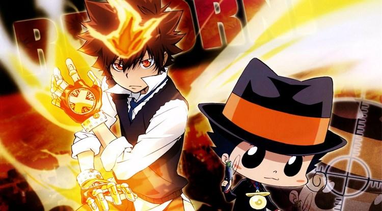 Anime Action Super Power Terbaik