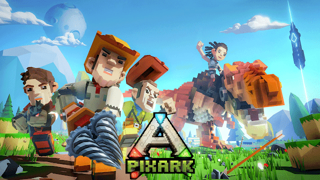 Link Tải Game PixARK Chơi Online Miễn Phí