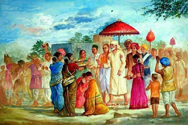 Hindi Blog of Sai Sarovar MahaParayan, Annadan Seva, Naam Jaap, Free Wallpaper for Download, E-Books, Books, Sai Baba Shirdi Stories, History | http://hindiblog.saiyugnetwork.com/