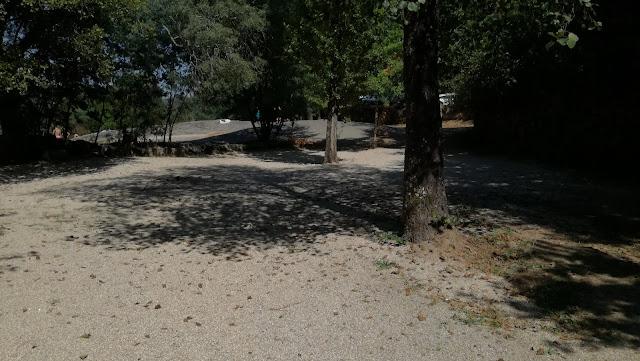 Entrada da Zona Fluvial