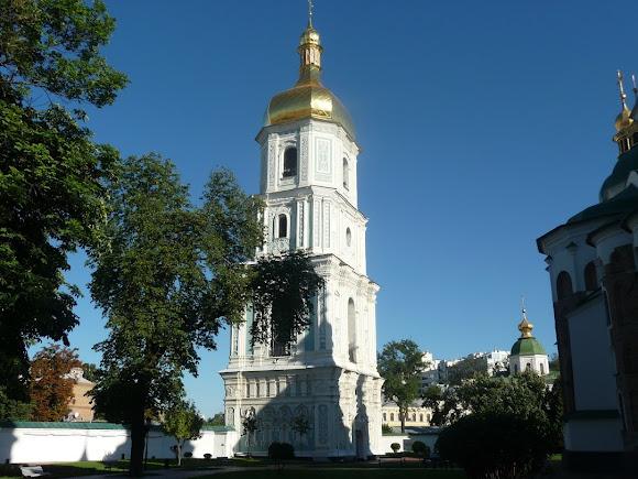 Киев. Заповедник «София Киевская»