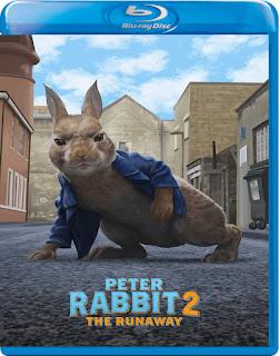 Peter Rabbit 2: The Runaway [2021] [BD25] [Latino]