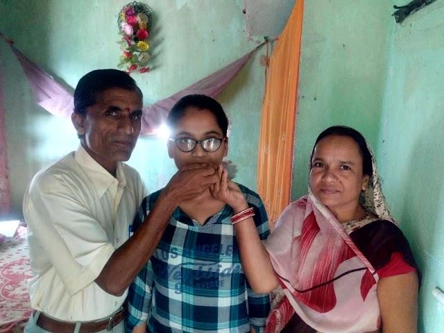 सुपौल : बीएलएड प्रवेश परीक्षा में बेहतर रैंक लाकर निर्मली की नीलू ने जिले का किया नाम रौशन।