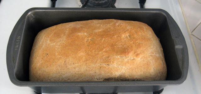 Homemade Wheat Bread by freshfromthe.com