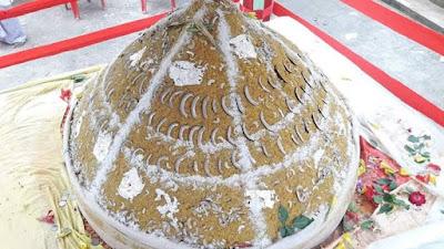 151 किलो घी के लड्डू-sahebganj