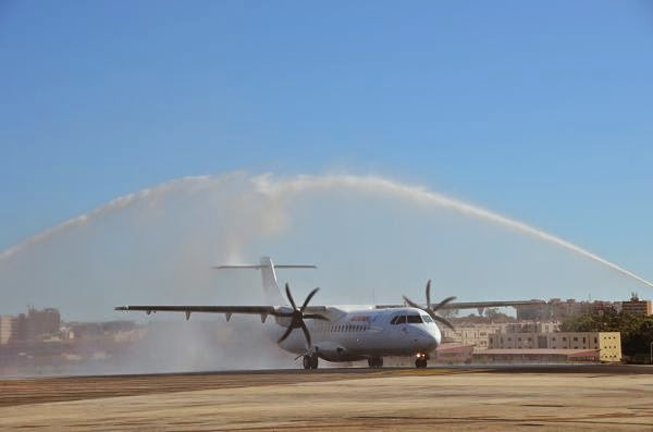 Air europa tendr vuelos entre las islas baleares tafi - Oficinas de air europa ...
