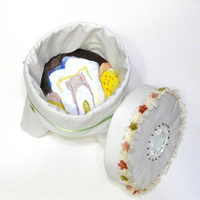 Оригинальные подарки стоматологу: хватит дарить шоколадки и алкоголь. Шкатулка с зеркалом ручной работы - персональный подарок, на заказ, доставка курьером или почтой. 20 см, зеркало, натуральный хлопок, ручная роспись. Бирка с фамилией зубного врача