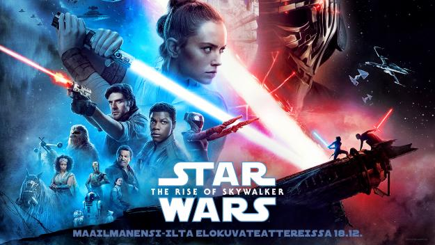 Star Wars The Rise Of Skywalker 2019 | Dual Audio HD
